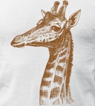 Animal-Vintage-Realistic-Giraffe-T-Shirt-Wildlife-Wardrobe