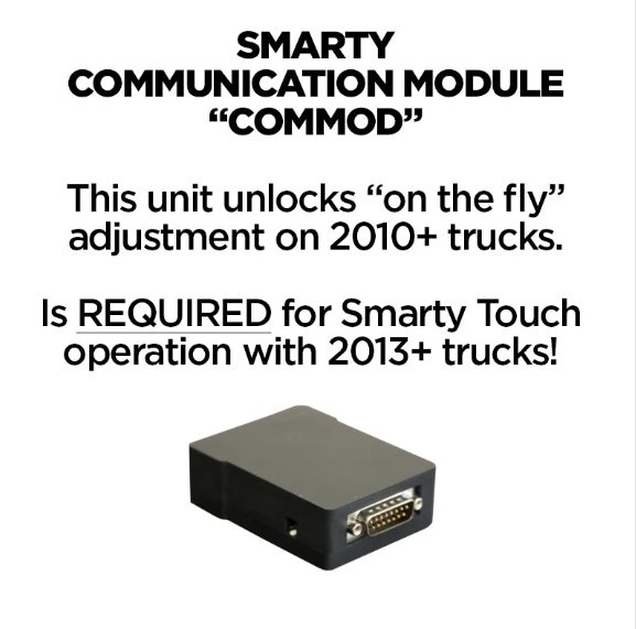 Smarty Touch ComMod (Communication Module)