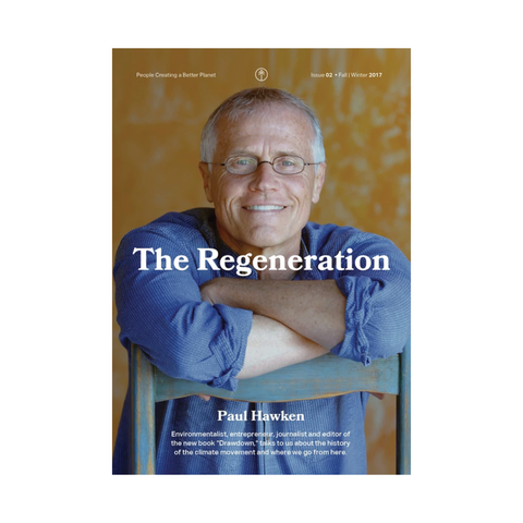 The Regeneration Magazine