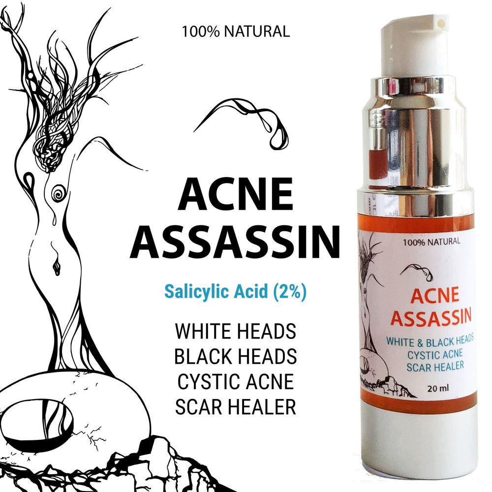 Surreal Skincare Acne Assassin