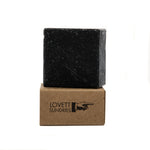 Lovett Sundries Charcoal Soap