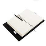 Pingree Moleskine Workfolio, Black