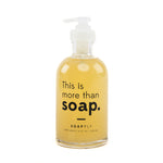 Soapply Liquid Hand Wash - Clear Bottle