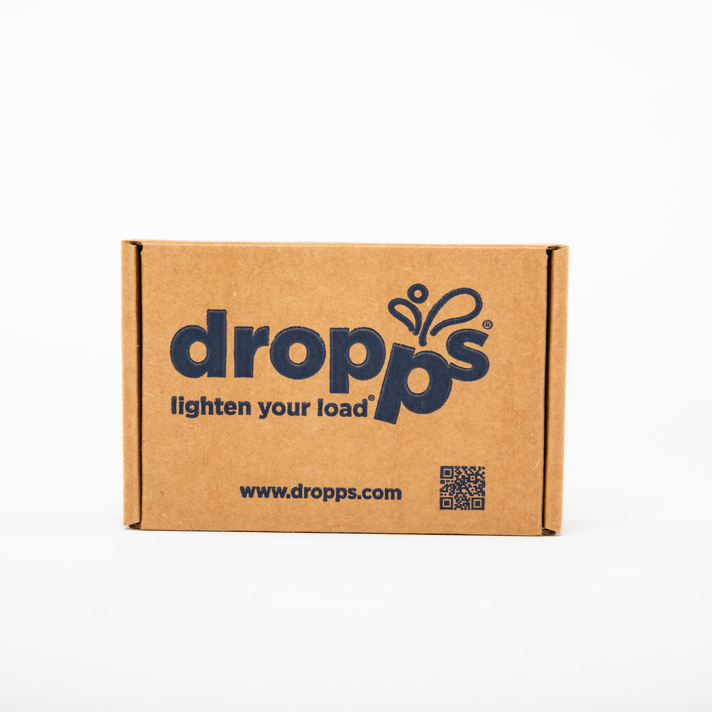 Dropps Stain & Odor Laundry Detergent Pods - Unscented - 28 Loads