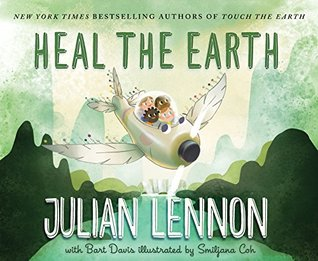 Heal the Earth book