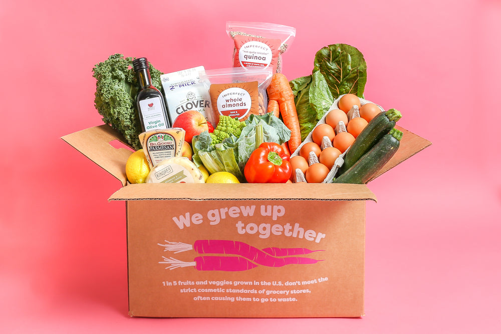 Subscription Grocery Box