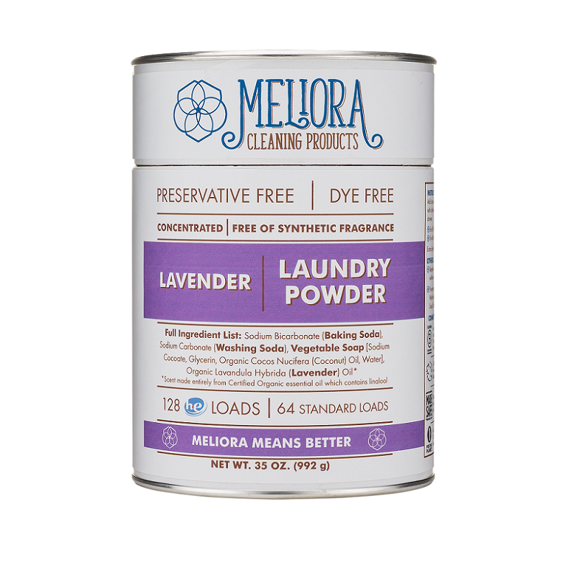 Meliora Laundry Powder