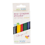 Eco-Crayon Sticks (5 Pack)
