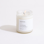 Santal Minimalist Candle