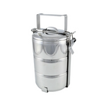 3-Tier Stainless Steel Mini Tiffin