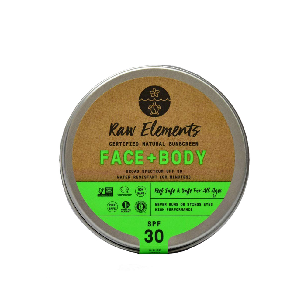 Face and Body SPF 30 TIN