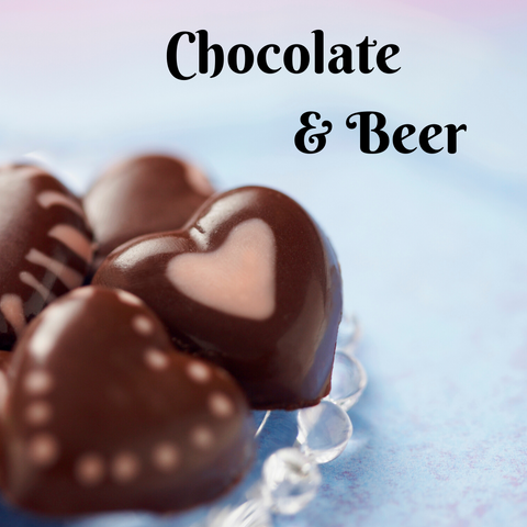Beer & Chocolate Pairing Event Wed Feb 12th