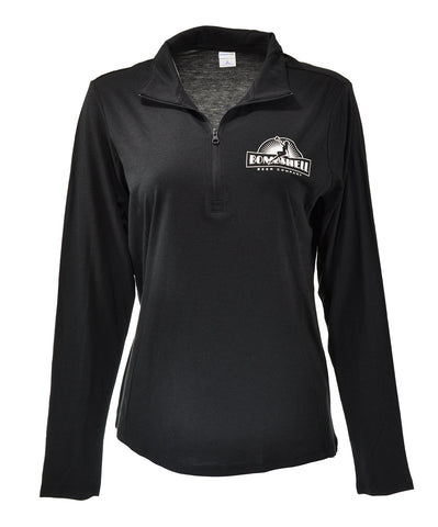 Ladies 1/4 Zip Sport-Tek