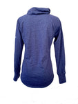 Ladies New Era Sueded Cotten Blend Cowl Tee