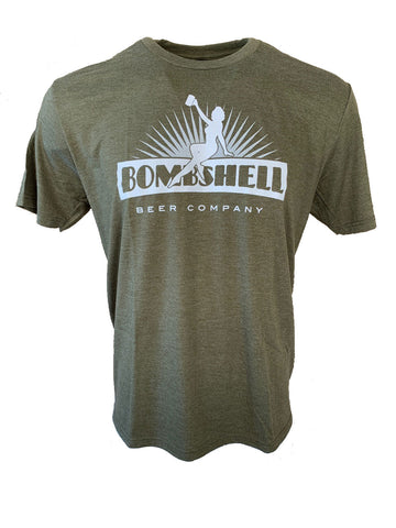 Men's Army Green SST