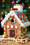 Adult Gingerbread House Decorating- Saturday Dec 14th