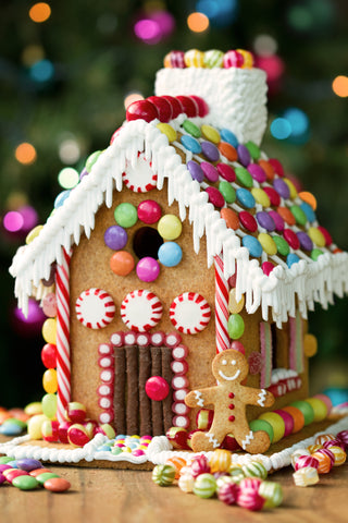 Kids Gingerbread House Decorating- Friday Dec 13th