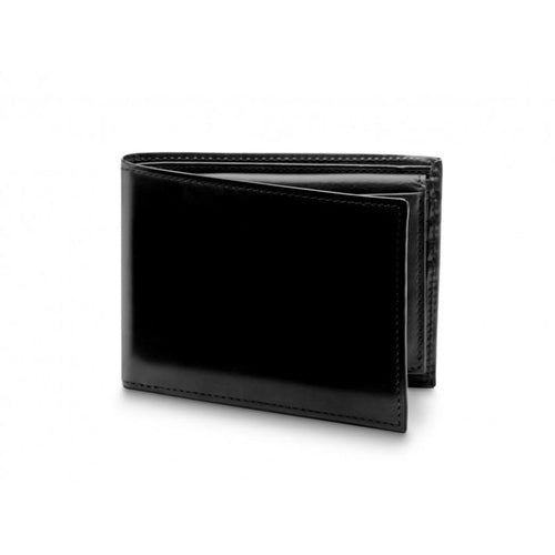 Black Brama Bifold Wallet