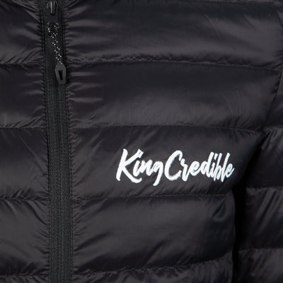 Soft Down-Jacket Black