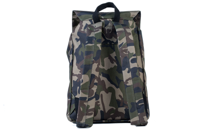Explorer Rucksack/Backpack Camouflage Green
