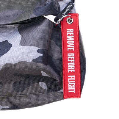 Rucksack/Backpack Camouflage Black - KIDS