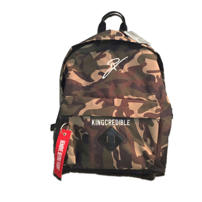 Rucksack/Backpack Camouflage Green