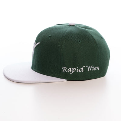 Limited Snapback - Green/White