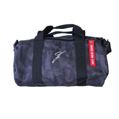 Travel-Bag Camouflage Black