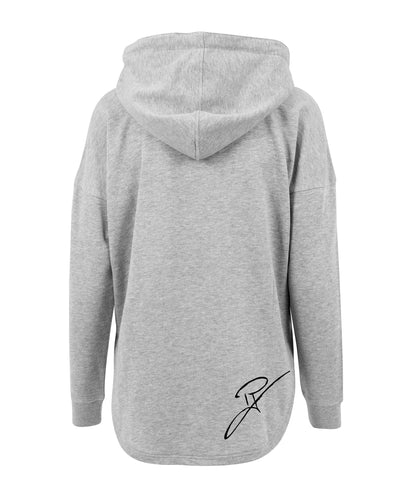 QueenCredible Hoodie Grey