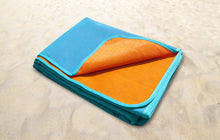 Load image into Gallery viewer, Quicksand Mat – Turquoise - 1m x 2m