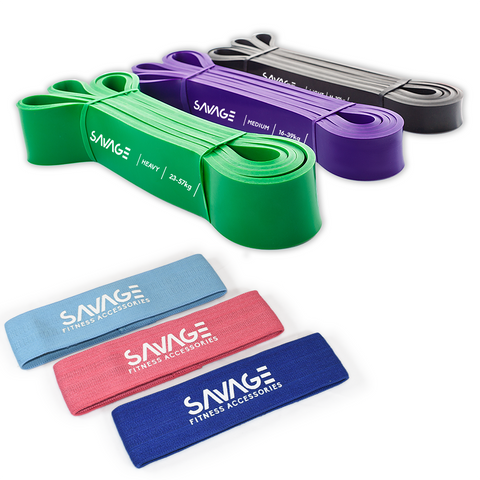 Booty Band Bundle - Savage Fitness Accessories