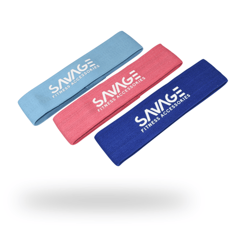 Glute Bands - Savage Fitness Accessories