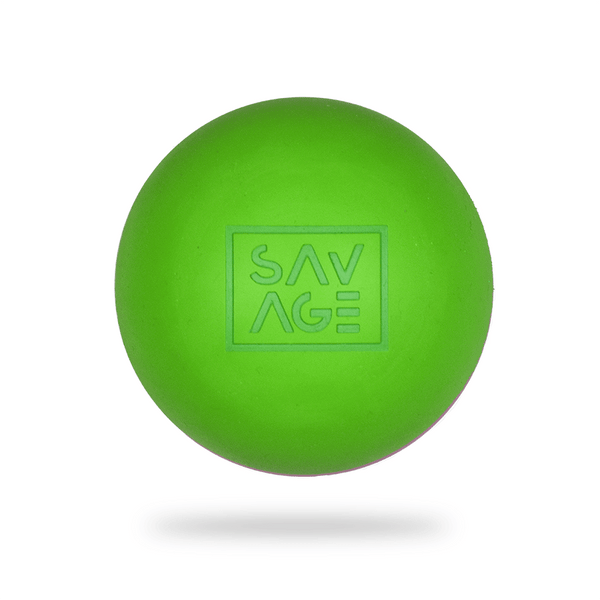 Lacrosse Balls,Green,Savage Fitness Accessories.