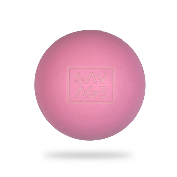 Lacrosse Balls,Pink,Savage Fitness Accessories.