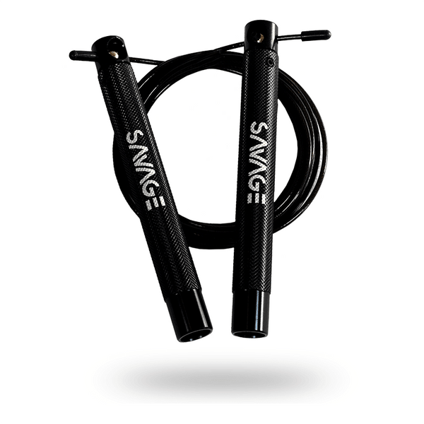 The Commando Speed Rope - Savage Fitness Accessories