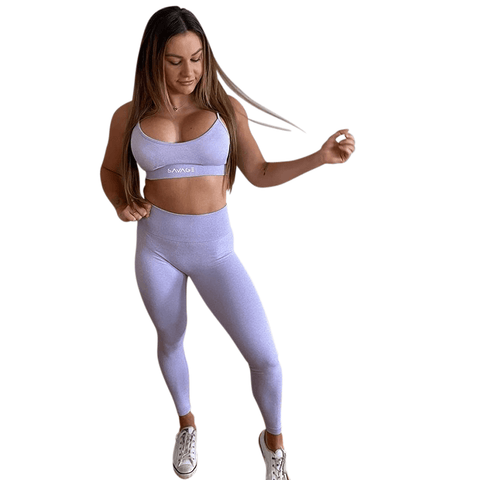 The Staple Seamless Legging - Savage Fitness Accessories