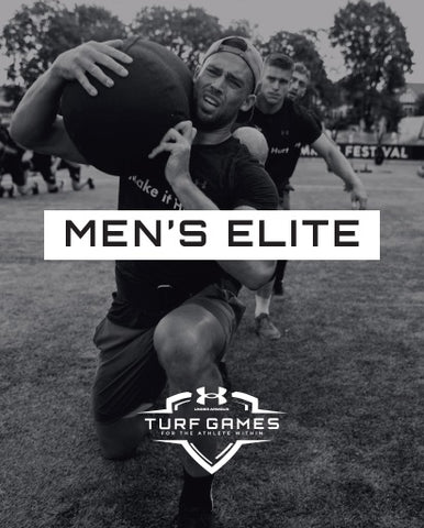 SUMMER 2020 - ELITE MEN'S TEAM ENTRY