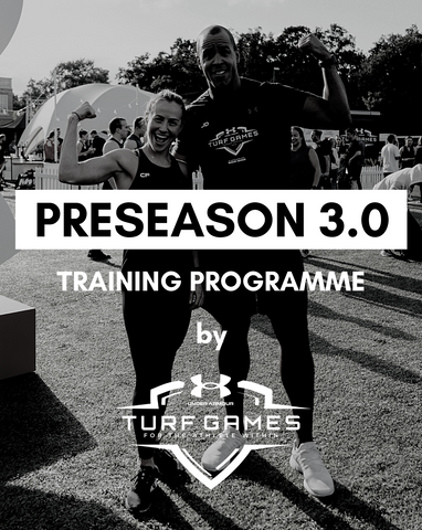Preseason 3.0 Training Programme