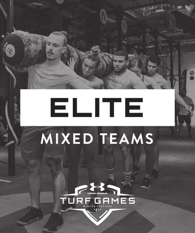 WINTER 2020 - ELITE ATHLETE TEAM ENTRY