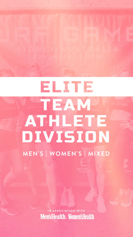 Summer '19 ELITE ATHLETE Division