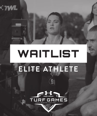 SUMMER 2020 - ELITE TEAM WAITLIST