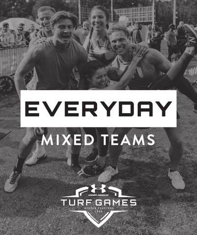 WINTER 2020 - EVERYDAY ATHLETE TEAM ENTRY