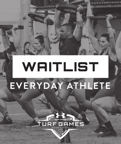SUMMER 2020 - EVERYDAY TEAM WAITLIST