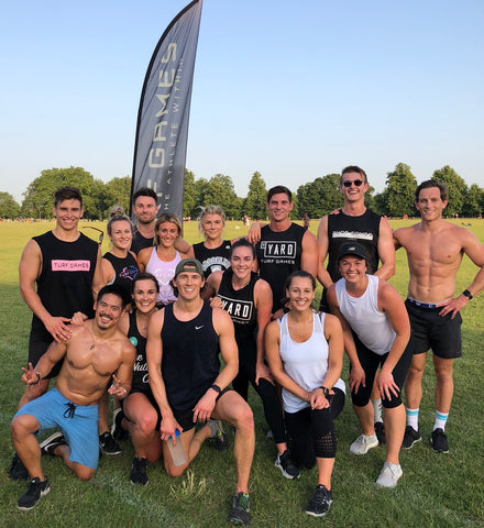 LONDON SUMMER 2020 OUTDOOR TRAINING SESSION #1