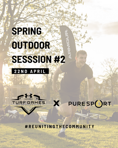 TG x Pure Sport - Spring Outdoor Training Session #2