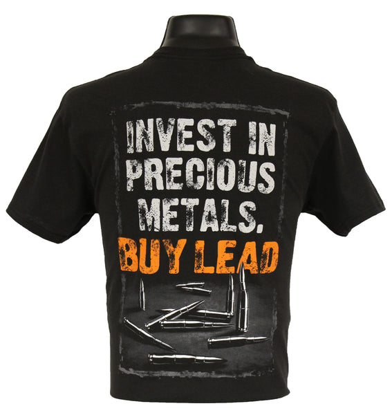 Invest in Precious Metals...Buy Lead