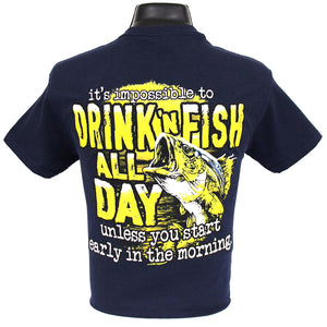 Drink 'n Fish All Day