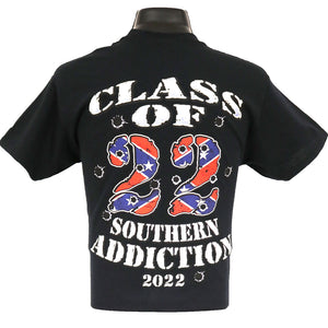 6191 - Southern Addiction Class of 22 T Shirt