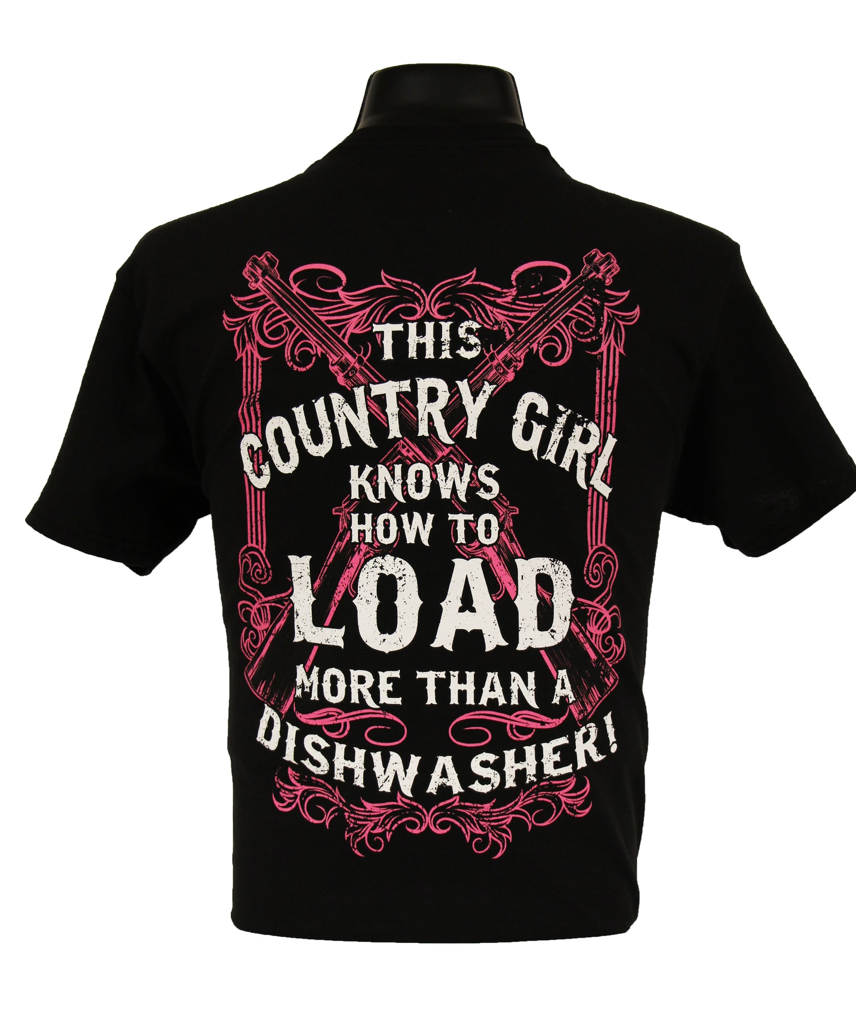 7056 - Southern Addiction More Than a Dishwasher T Shirt
