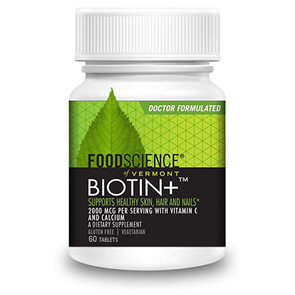 Biotin + With Vitamin C And Calcium